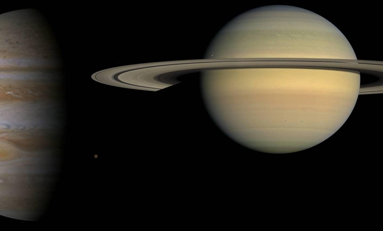 Assistez à la rencontre exceptionnelle de Jupiter et de Saturne
